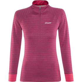 Berghaus Thermal Tech T-shirt manches longues Femme, beet red/poinsettia